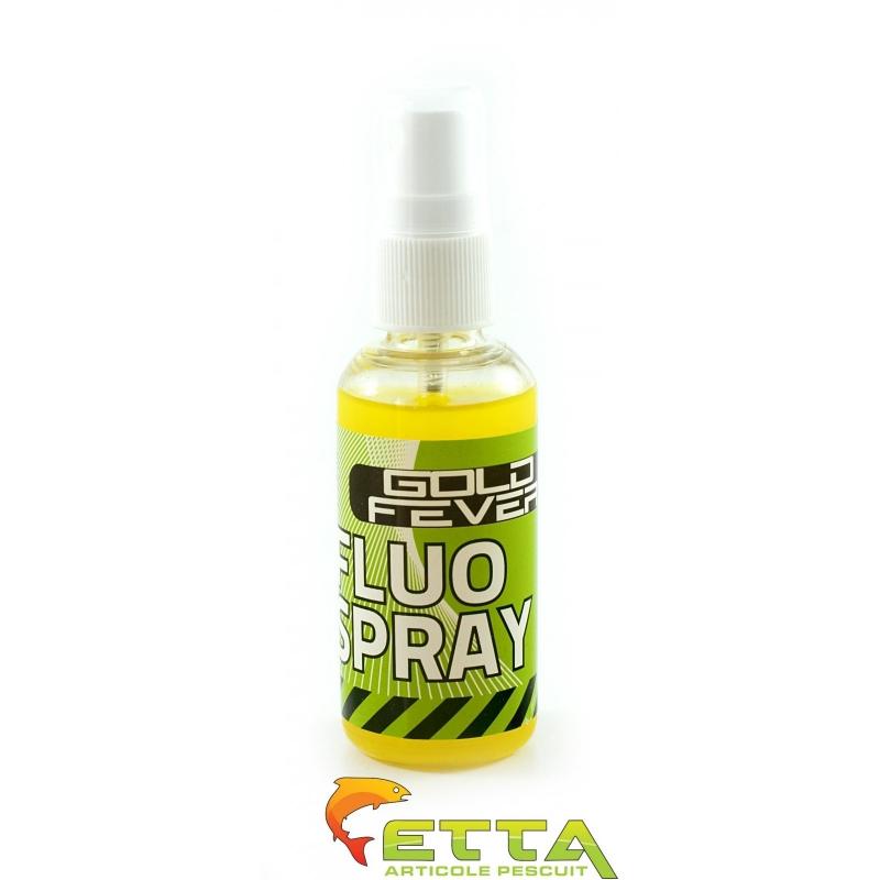 Timar - Fluo Spray Gold Fever (75ml)