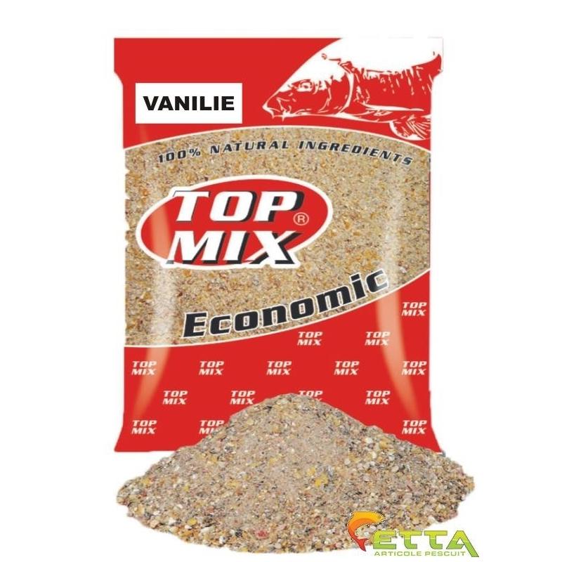 Top Mix - Nada Economic Vanilie (20x1Kg)