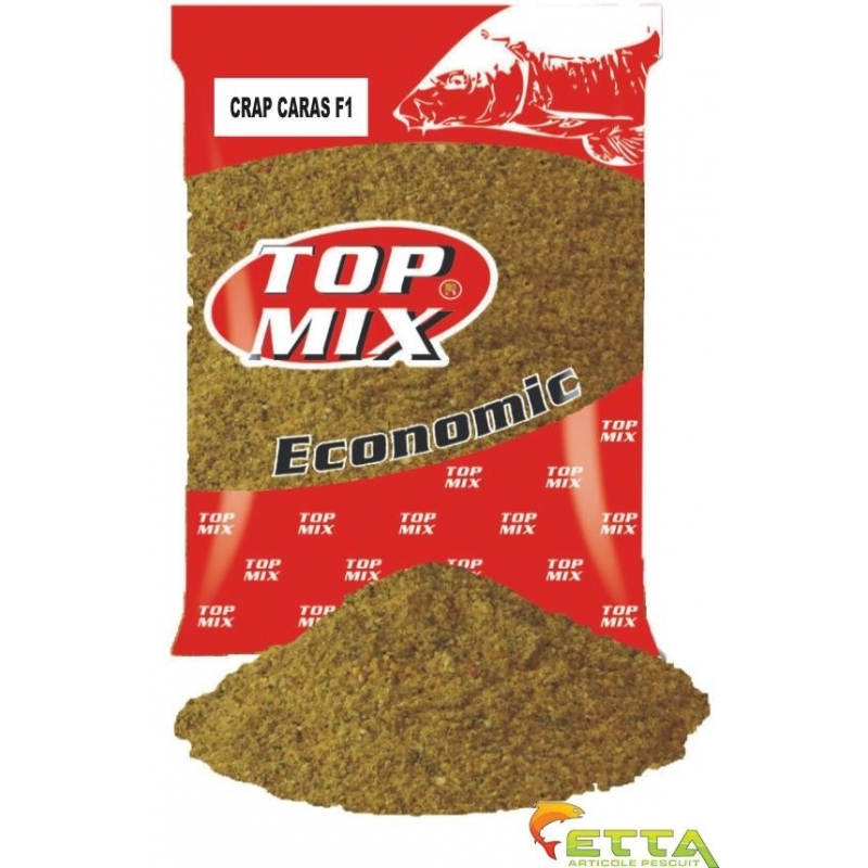 Top Mix - Nada Economic Crap Caras F1 (galben) (20x1Kg)