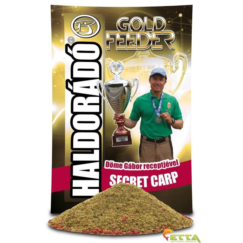 Haldorado - Nada Gold Feeder Secret Carp 1Kg