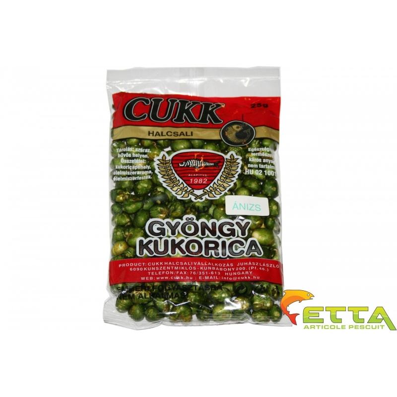 Cukk - Porumb expandat - Anason (verde)