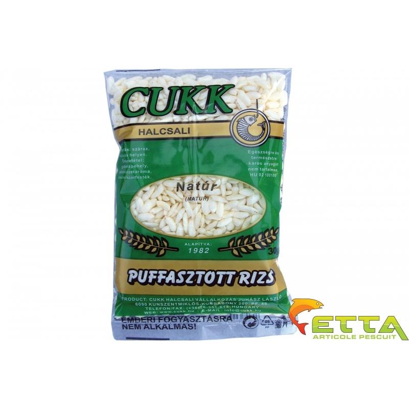 Cukk - Orez expandat - Natur (alb)