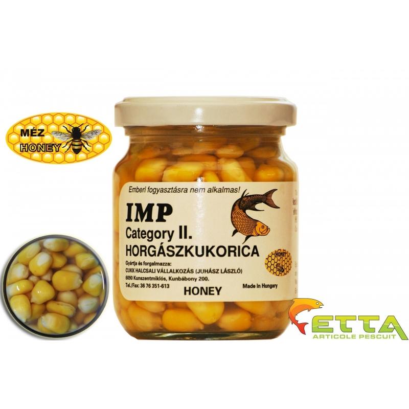 Cukk - Porumb borcan cu zeama IMP - Miere