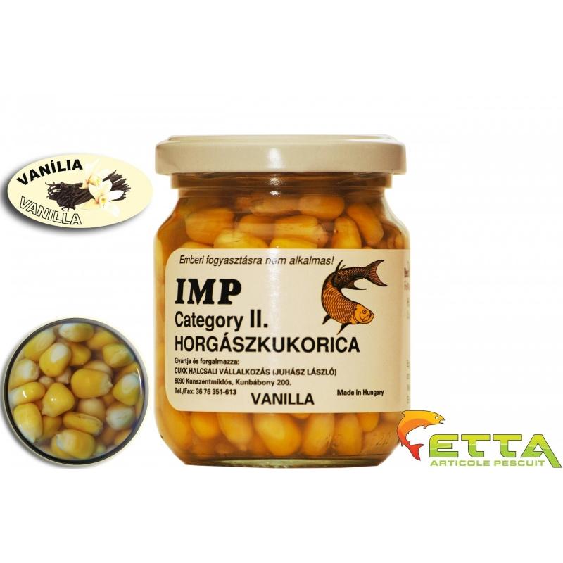 Cukk - Porumb borcan cu zeama IMP vanilie