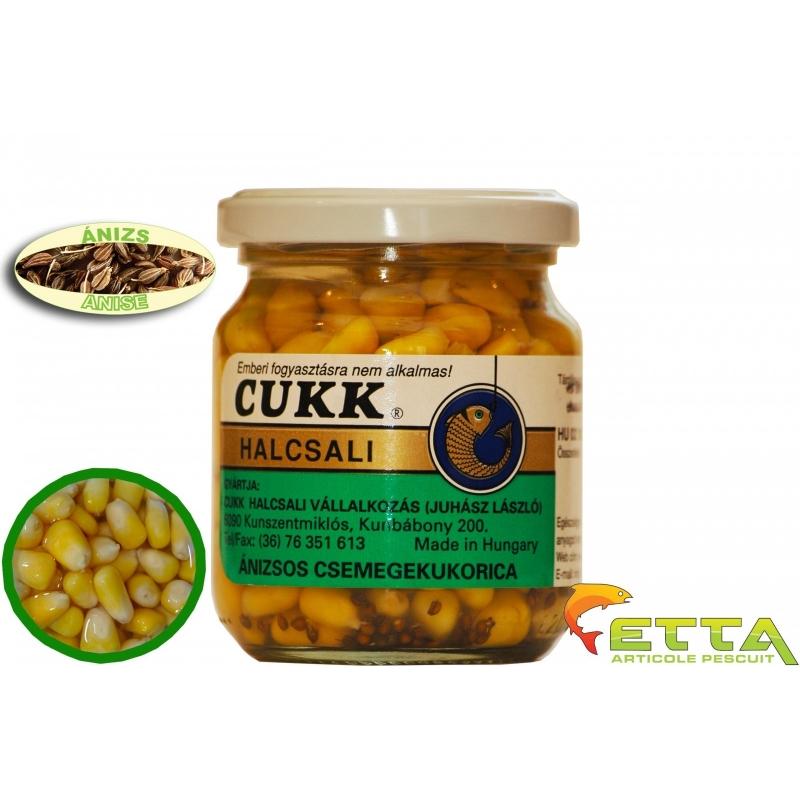 Cukk - Porumb borcan cu zeama anason