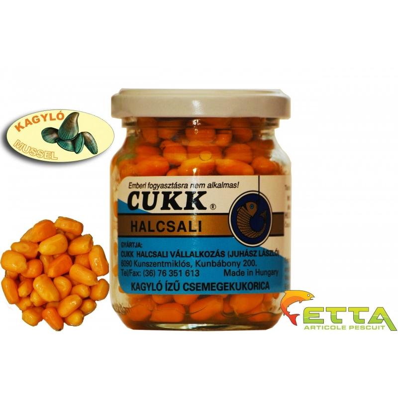 Cukk - Porumb borcan fara zeama - Scoica(portocaliu)