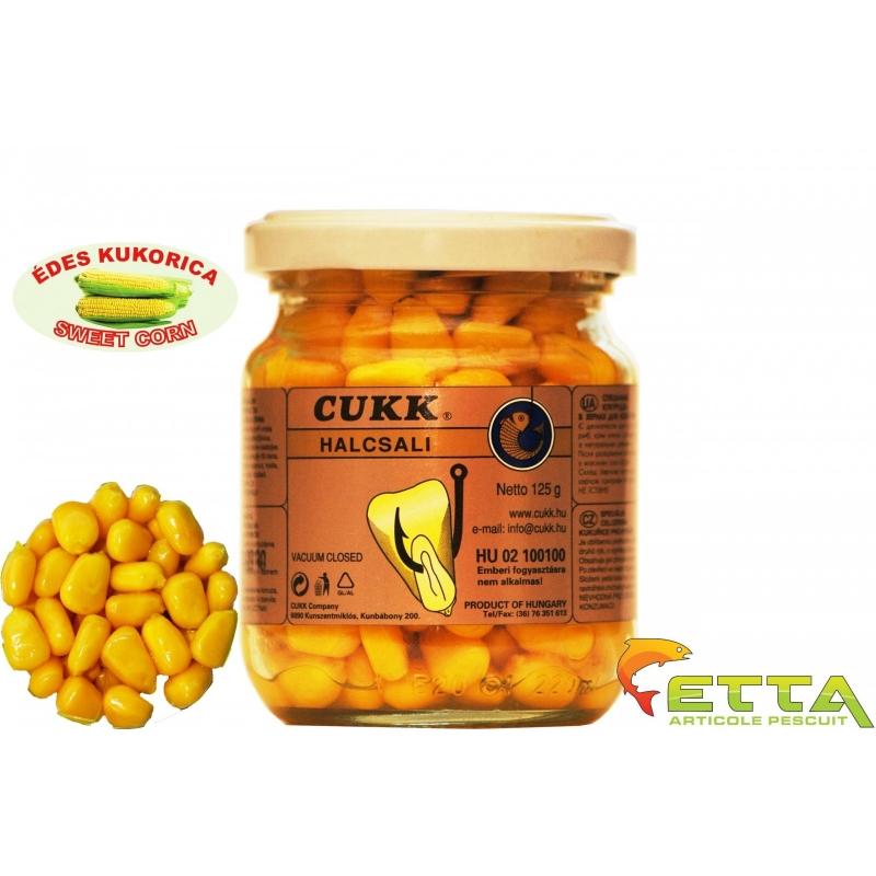 Cukk - Porumb borcan fara zeama - Sweetcorn(galben)