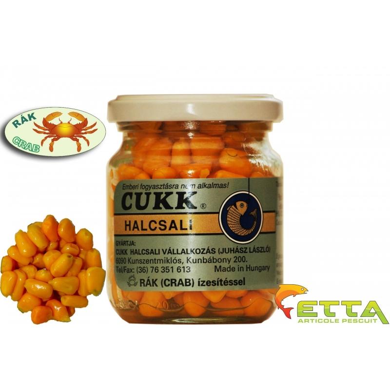Cukk - Porumb borcan fara zeama - Rac(portocaliu)