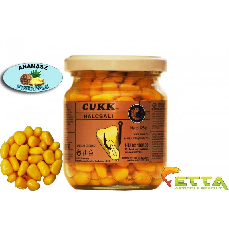 Cukk - Porumb borcan fara zeama - Ananas(galben)