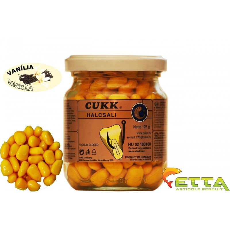 Cukk - Porumb borcan fara zeama - Vanilie(galben)