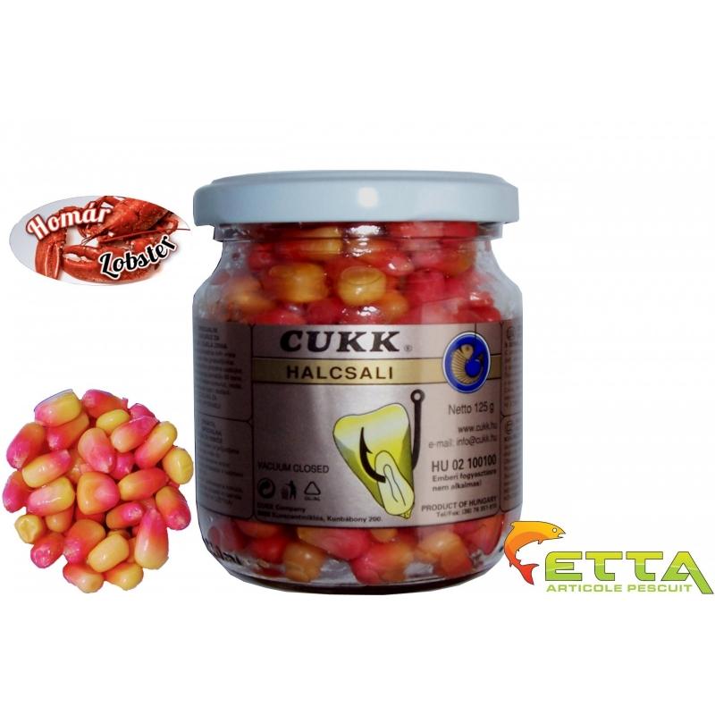 Cukk - Porumb borcan fara zeama - Homar(roz)