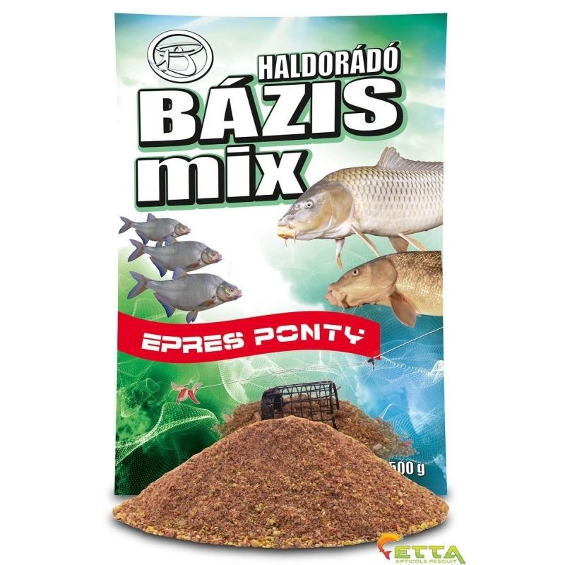 Haldorado - Nada Bazis Mix Crap Capsuna 2.5Kg