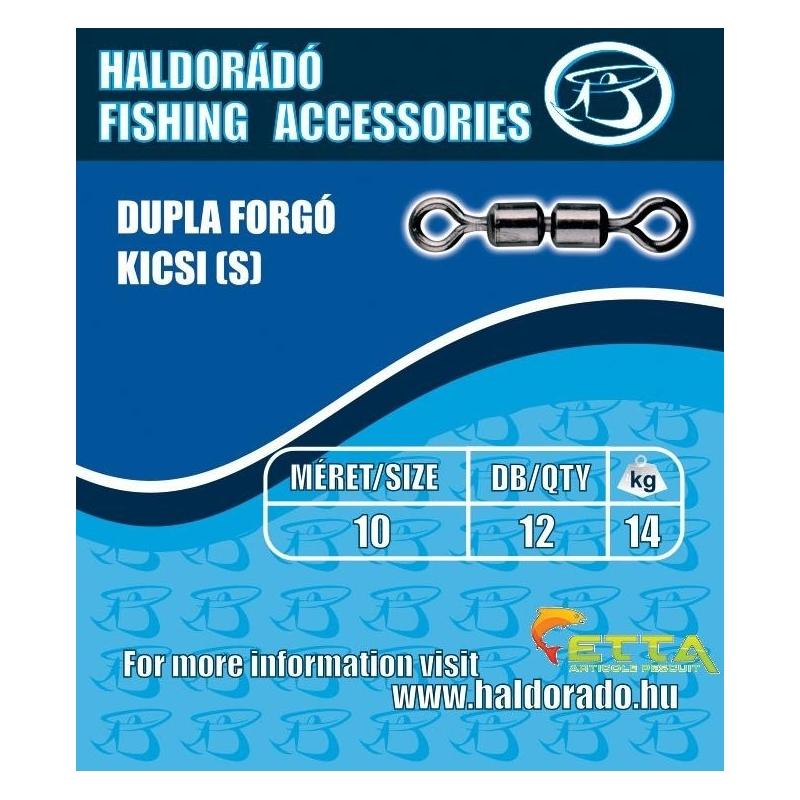 Haldorado - Vartej dublu - mic(S) 12buc/plic