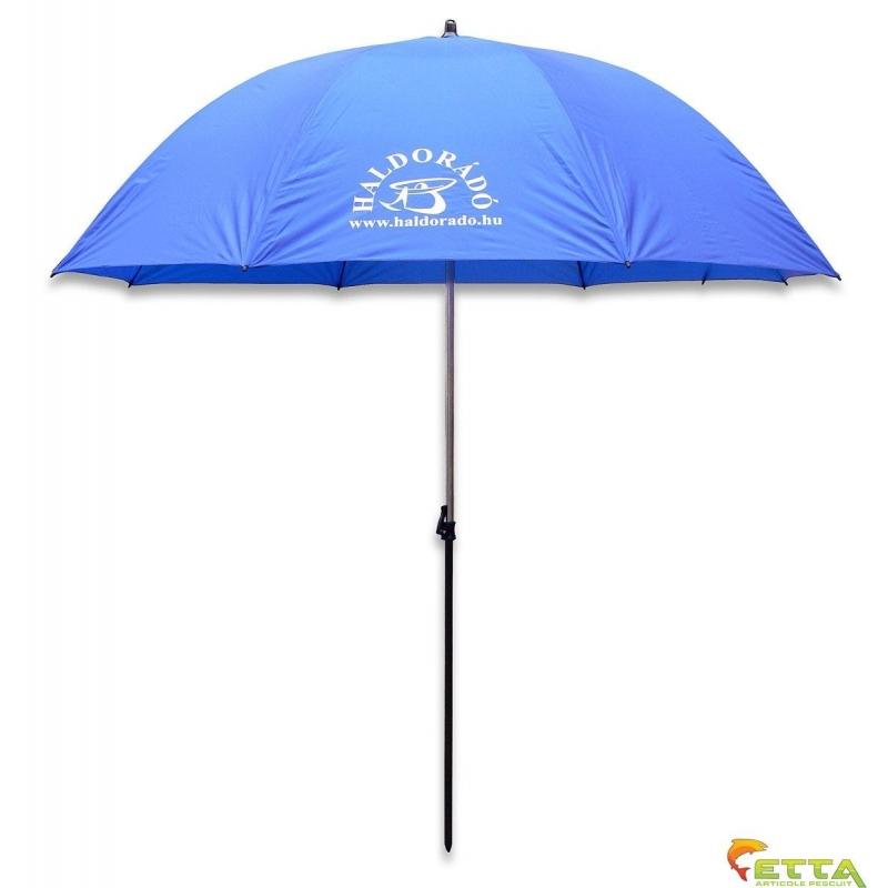 Haldorado - Umbrela albastra 220cm