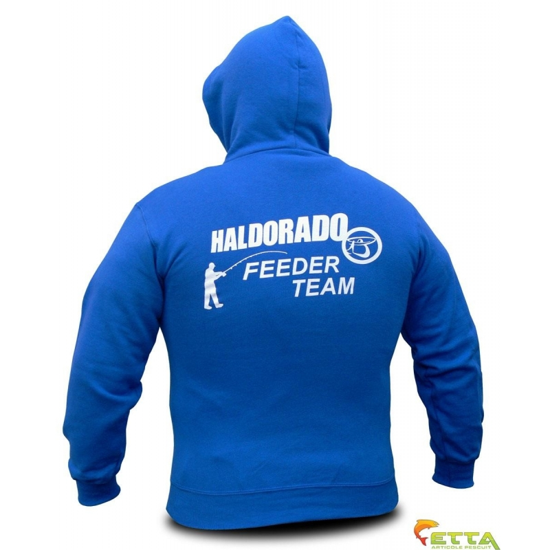 Haldorado - Hanorac cu gluga Feeder Team M