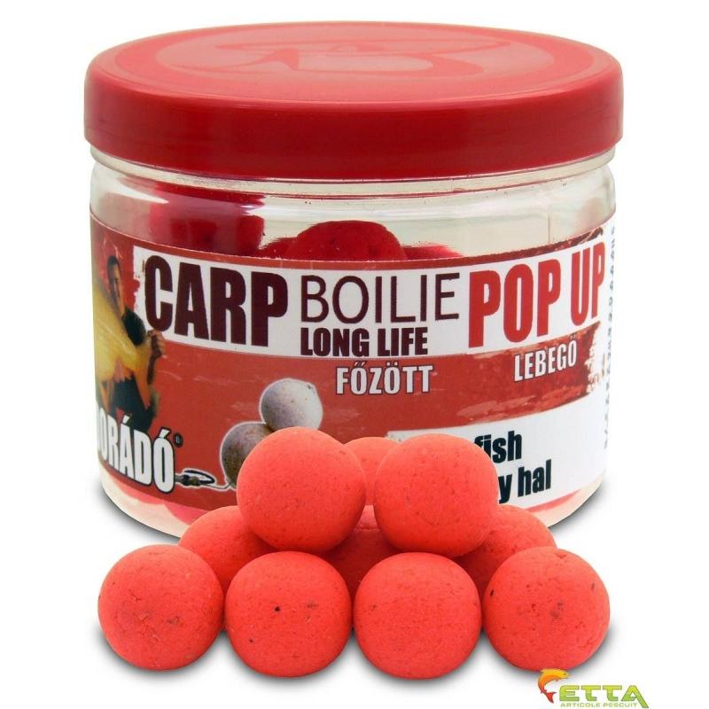 Haldorado - Carp Boilie Long Life Pop Up Big Fish 40g 16mm