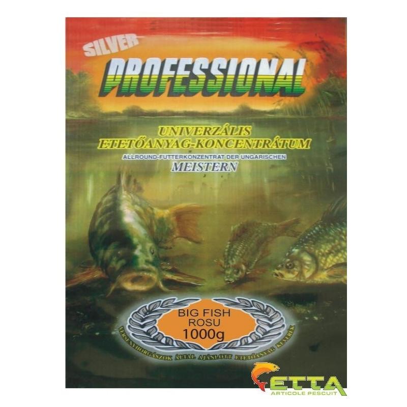 Professional - Nada Silver Big fish rosu (15x1Kg)
