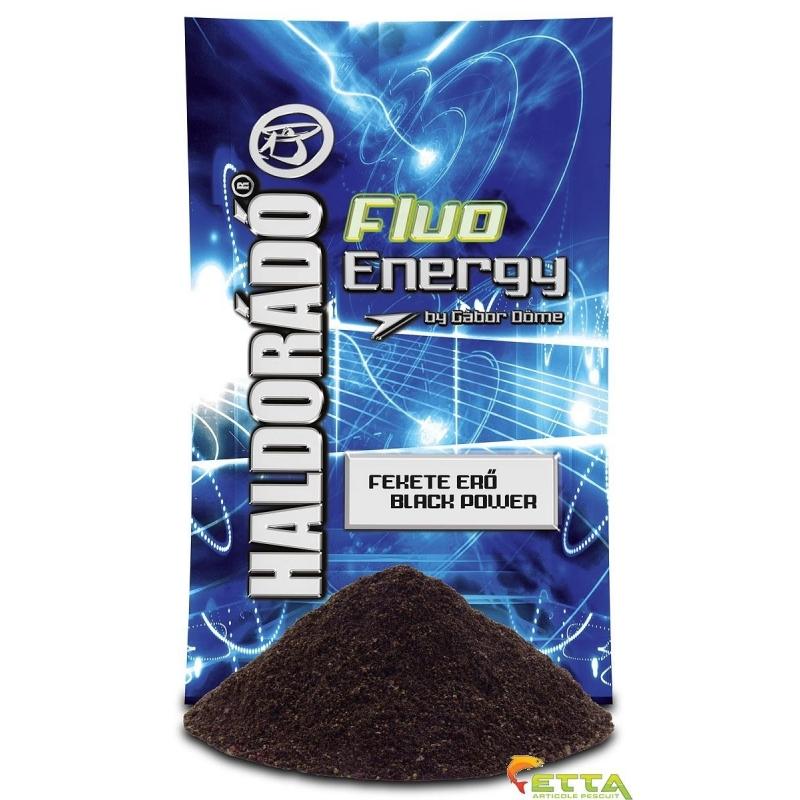 Haldorado - Nada Fluo Energy Black Power 0.8Kg