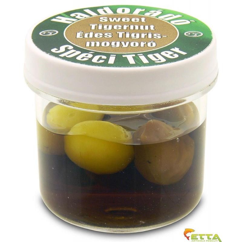 Haldorado - Momeala artificiala SpeciTiger - Sweet Tigernut 8boabe cutie