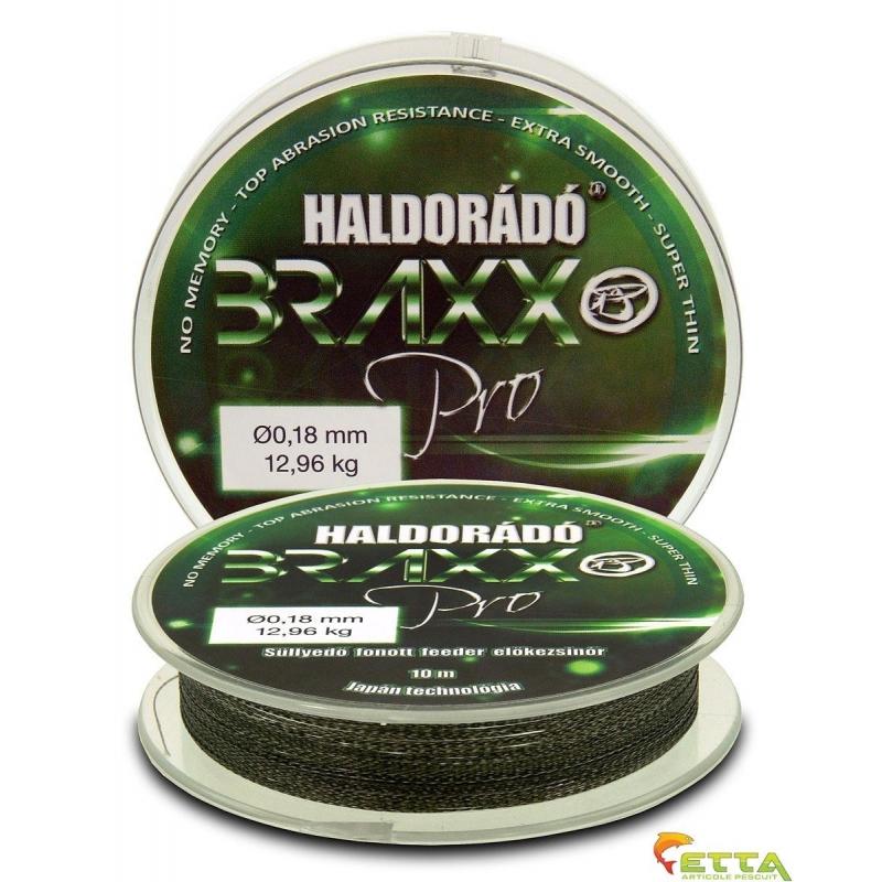 Haldorado - Braxx Pro - Fir textil feeder de inaintas 0,18mm 10m - 12,96kg